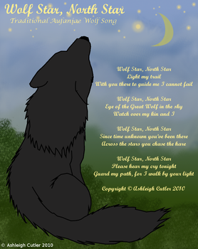 Wolf Star, North Star by AshWolf-Forever