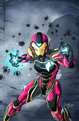 Ironheart by LucianoVecchio