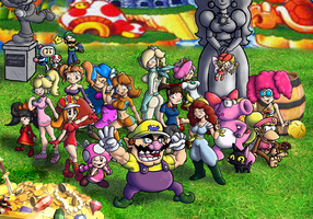 Made in WARIO by ChetRippo