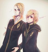 Noblesse  Kertia brothers by fran-666