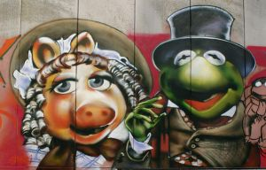 the muppets by omridahimen