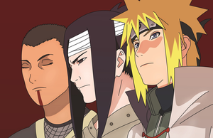 Team Jiraiya by Indiandwarf
