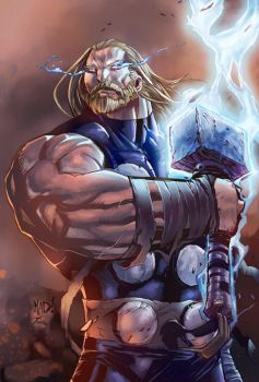 1 - Mad Thor by IvannaMatilla