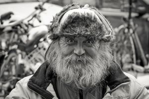 Old man by DaBanch