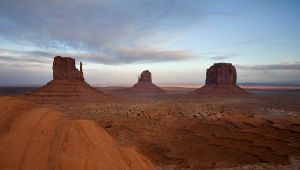 Monument Valley 1 by themobius