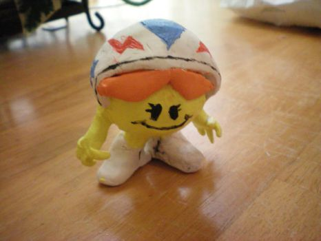 Little Miss Daredevil Plush