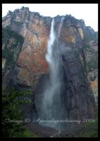 Angel Falls 1 by KanaScott