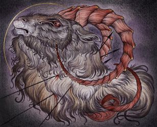 Scapegoat by CaitlinHackett