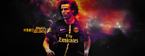 david luiz by MorBarda