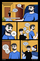 Chapter 1, Page 4 by SunScales