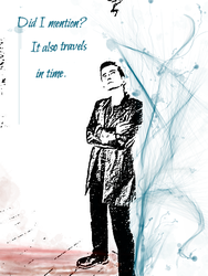 Doctor Who: The trip of a lifetime by BasiliskRules