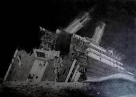 Death of the Titanic by Vadil97