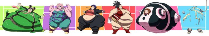 PLUS SIZE ULTRA by Jeetdoh
