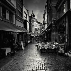 Brussels Cafe by xMEGALOPOLISx