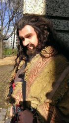 Thorin at HobbitCon 3 by Jathoris