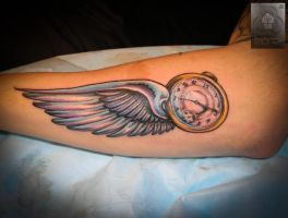 clock by ABYSS-TAT-2S