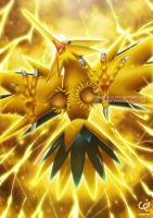 GOD OF LIGHTNING - ZAPDOS DESCENDS