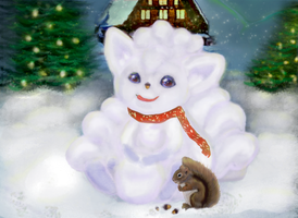 Snowpix for charity