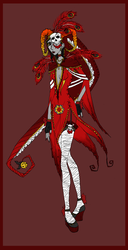 Fancy God Tier Aradia by Tigrantia