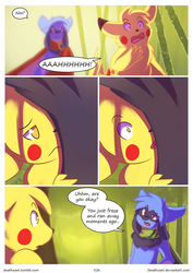 Aezae's Tales Chapter 1 Page 26 by Xael-The-Artist