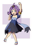 PKMN- Acerola by Quarbie