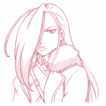 Olivier Mira Armstrong by simplexcalling
