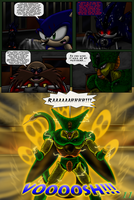 Sonic the Hedgehog Z #11 Pg. 11 May 2015 by CCI545