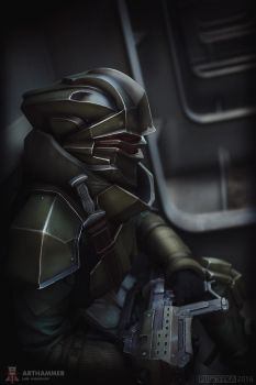 Total Domination Trooper by my99reality
