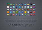 Q-oob for SuperBar by zainadeel