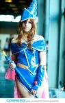 Dark Magician Girl Japan Expo 2012 by ReiIchi5