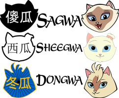 New Miao Logos! by lamonttroop