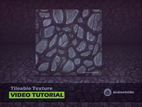 [Tutorial] Painting Tileable / Seamless Rocky grou by brainchilds