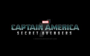 Captain America: Secret Avengers (2021) LOGO by Enoch16