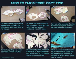 How to Fur a Head pt 2 by LobitaWorks