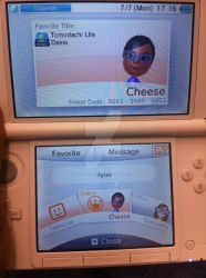 My 3ds friend code :3 by Ghastly-Cupcake