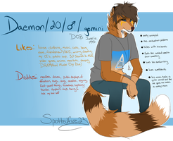 Meet the Artist - Spottedfire23 by Spottedfire23