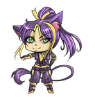 Reimi Chibi Color by Phaiyle