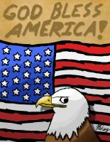 Patriotic Cover by MisterGuy11