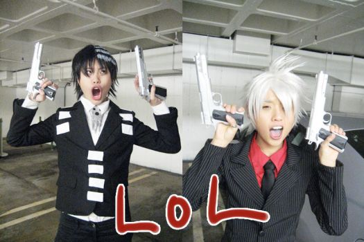 Soul Eater: LOL by Akusesu