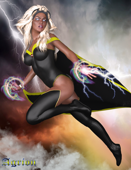 Storm by Agr1on