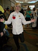 MTAC 2012: Teddie from Persona 4 by DaisyPhantom