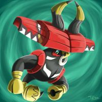 Tapu Bulu Pokemon Sun Pokemon Moon