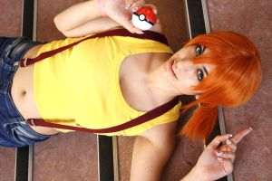 next? - Misty Costume by Kasuuuchan