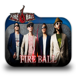 Fire ball [J-Raggae] by cjf6