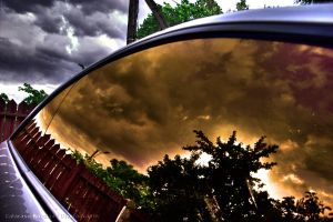 Sky Reflection HDR by HDRenesys