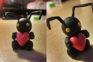 Heartless with a Heart: Kingdom Hearts~ by FeatherLetters