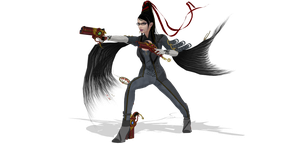 Bayonetta Update Completed by ShadowlesWOLF