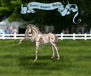 EasterImport Wittenberger 2 for DiamondHorses DRAW by LiaLithiumTM