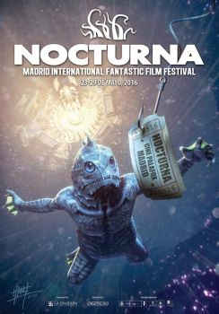 Nocturna Film Festival 2016 by MB-CG