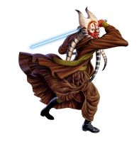 Shaak Ti by jasonedmiston